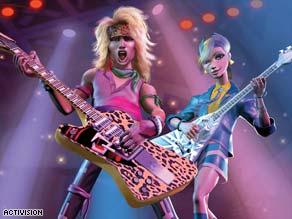 The Romantics sue 'Guitar Hero' maker