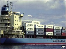 BBC NEWS   Africa   US crew seized by Somali pirates