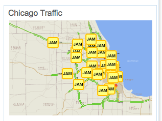 Chicago traffic