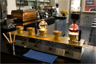 The $20,000 Coffee Maker, Step by Step - The New York Times > Dining & Wine > Slide Show > Slide 1 o